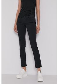 Pepe Jeans - Jeansy NEW BROOKE. Kolor: czarny