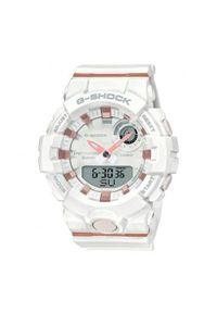 Biały zegarek G-Shock