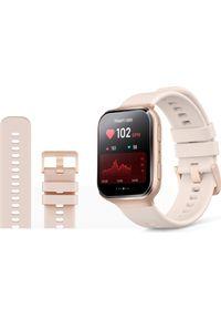 Różowy zegarek 70mai smartwatch