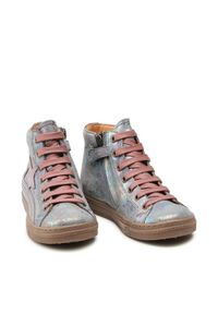 Froddo Sneakersy G3110177-3 D Szary. Kolor: szary