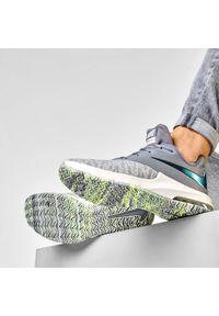 Szare półbuty Nike z cholewką, klasyczne #7
