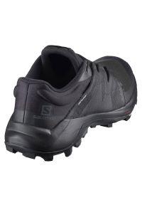 salomon - Buty do biegania męskie Salomon Wildcross L41105500. Okazja: na spacer. Materiał: materiał. Sport: turystyka piesza, bieganie