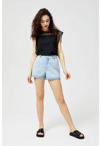 MOODO - Szorty jeansowe. Materiał: jeans