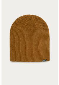 Brązowa czapka Vans