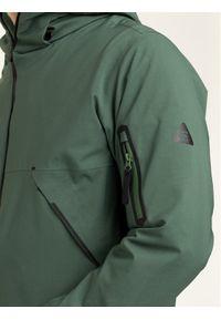 Zielona kurtka sportowa Billabong narciarska