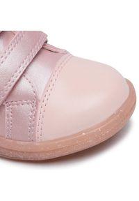 Nelli Blu - Sneakersy NELLI BLU - CM200622-7 Pink. Okazja: na spacer. Zapięcie: rzepy. Kolor: różowy. Materiał: skóra ekologiczna, materiał. Szerokość cholewki: normalna