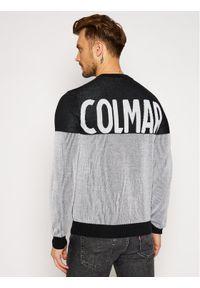 Szary sweter klasyczny Colmar