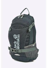 Szary plecak Jack Wolfskin gładki