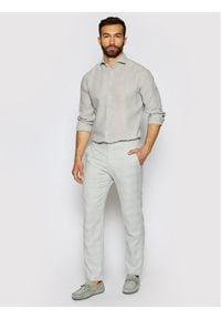 Baldessarini Koszula Henry B3 10000/000/3030 Szary Tailored Fit. Kolor: szary #6