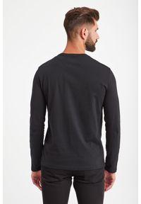 Bluza Armani Exchange elegancka, w kolorowe wzory
