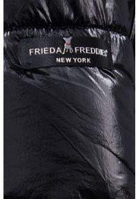 Frieda & Freddies - Kurtka. Kolor: czarny. Materiał: materiał