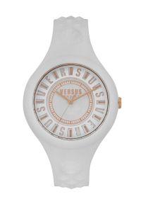 Biały zegarek Versus Versace