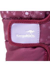 Fioletowe śniegowce KangaRoos