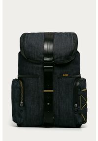 Niebieski plecak G-Star RAW