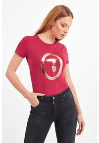 T-shirt Trussardi Jeans na co dzień, casualowy