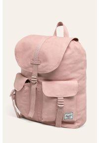 Różowy plecak Herschel
