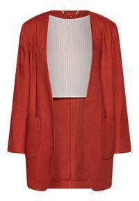 Czerwony żakiet MAX&Co.