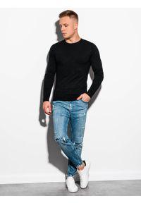 Czarny sweter Ombre Clothing klasyczny