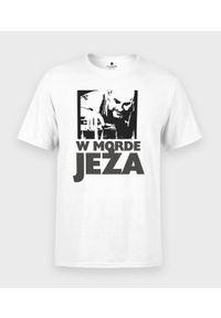 MegaKoszulki - Koszulka męska W morde jeża. Materiał: bawełna