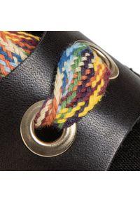 Czarne sandały Vidorreta #7