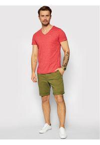 Zielone szorty Tommy Jeans