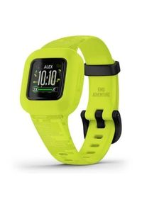 GARMIN - Smartwatch Garmin Vivofit Junior 3 Moro. Rodzaj zegarka: smartwatch. Styl: casual