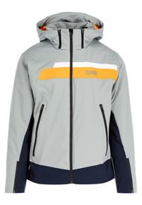 Colmar Kurtka narciarska Jasper 1304 5TZ Szary Regular Fit. Kolor: szary. Sport: narciarstwo