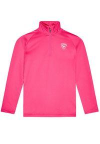 Różowa bluza sportowa Rossignol