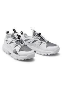 CATerpillar - Sneakersy CATERPILLAR - Raider CK264125 White. Okazja: na spacer, na co dzień. Kolor: biały. Materiał: skóra, materiał. Szerokość cholewki: normalna. Styl: casual