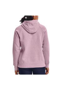 Bluza damska Under Armour Rival Fleece Logo 1356318. Materiał: bawełna, materiał, prążkowany, polar, poliester. Sport: fitness