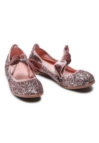 Różowe baleriny Gioseppo
