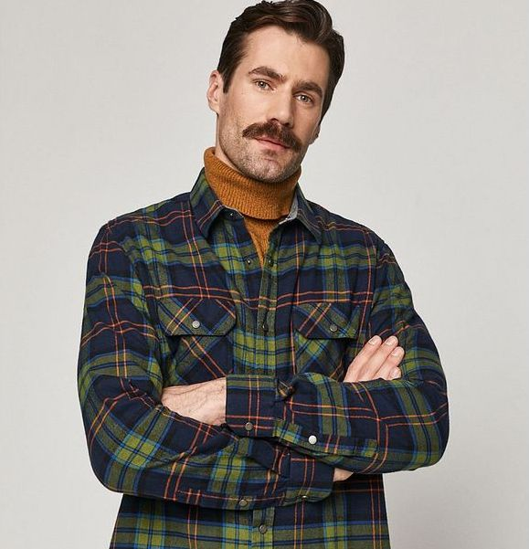 Koszule w stylu casual