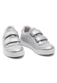 Geox Sneakersy J Djrock G. C J154MC 0ASAJ C1007 S Srebrny. Kolor: srebrny