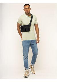 Zielona koszulka polo Calvin Klein Jeans polo