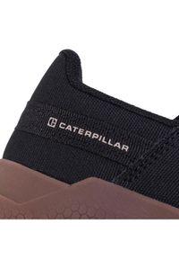 CATerpillar Sneakersy Hex X-Lace Canvas P724233 Czarny. Kolor: czarny