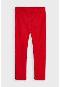 Czerwone legginsy Mayoral