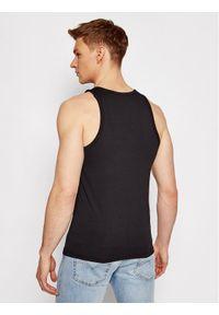 Emporio Armani Underwear Tank top 110828 1P512 00020 Czarny Regular Fit. Kolor: czarny