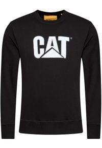 CATerpillar Bluza 2910391 Czarny Regular Fit. Kolor: czarny