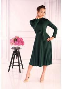 Zielona sukienka Merribel