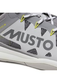 Musto - Buty MUSTO - Dynamic Pro II 82026 Platinum 841. Kolor: szary. Materiał: materiał. Szerokość cholewki: normalna. Sport: żeglarstwo #3