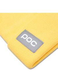 Żółta czapka POC