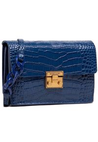 Niebieska torebka Marciano Guess