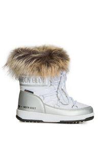 Śniegowce Moon Boot z cholewką