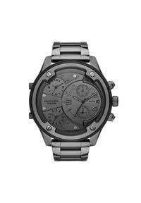 Szary zegarek Diesel