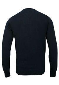 Niebieski sweter Brave Soul elegancki, na co dzień