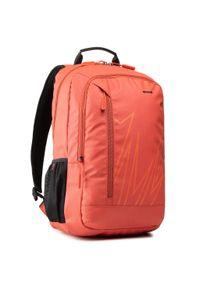 Pomarańczowa torba na laptopa Sprandi