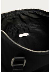 Czarny plecak Pieces