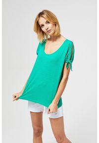 Zielona bluzka MOODO