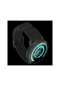 Czarny zegarek LENOVO smartwatch