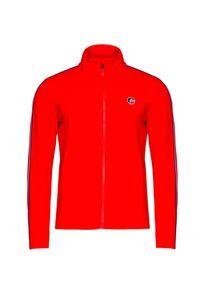 Czerwona bluza Fusalp